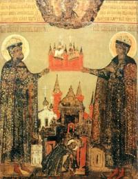 Свети Теокист, архиепископ новгородски