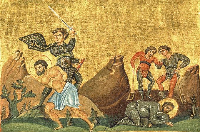 Свети Теопемт и Теона - Крстовдан