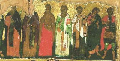 Света мученица Теодула