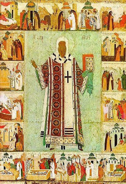 Свети Алексије, митрополит московски и целе Русије