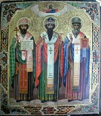Свети Герасим, Питирим и Јона, епископи пермски