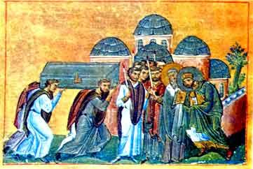 Свети Јован Златоуст, златна труба Православља