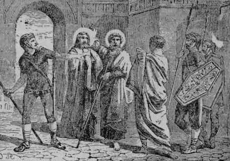 Свети мученици Адријан и Евула
