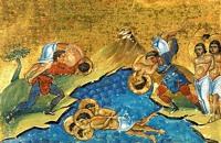 Свети мученици Ананије презвитер и Петар тамничар и 7 војника с њима