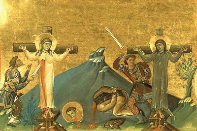 Свети мученици Марта и Марија и брат им Ликарион