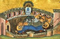 Свети мученици Силуан епископ, Лука ђакон и Мокије чтец