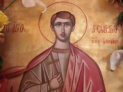 Свети новомученик Георгије Аликиански са острва Крита