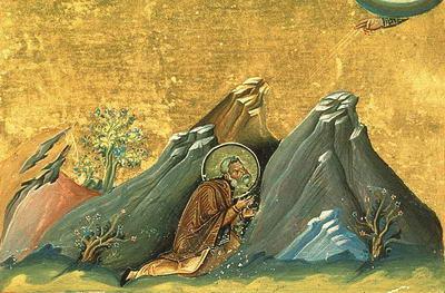 Свети пpeпoдобни Вендимијан