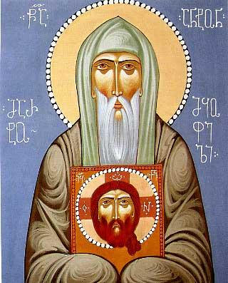 Свети преподобни Антоније столпник