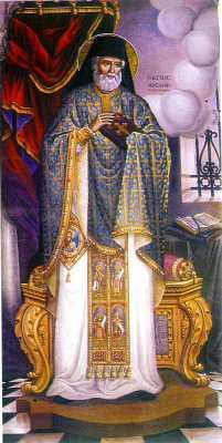 Свети преподобни Јосиф Освећени