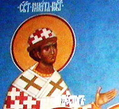 Свети преподобни Никита Печерски