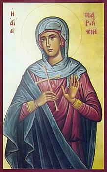 Света Маријамна (Марија)