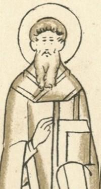 Свети Агапит епископ Синадски