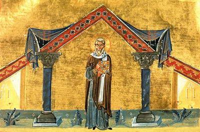 Свети Агатон, Римски папа