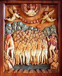 Свети мученици Африкан, Пуплије и Терентије