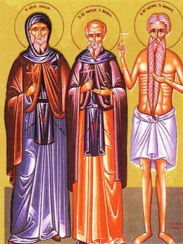 Свети мученик Конон Исавријски