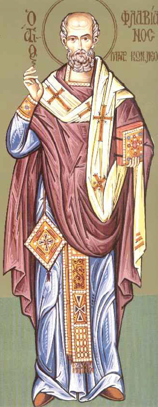 Свети преподобни Флавијан