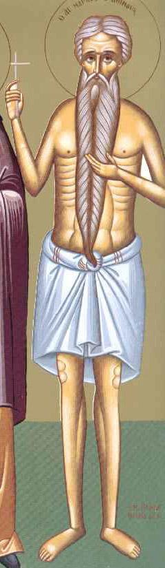 Свети преподобни Марко атинско-трачески