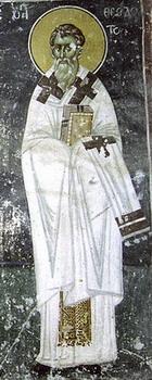 Свети свештеномученик Теодот, епископ киринијски, на острву Кипру