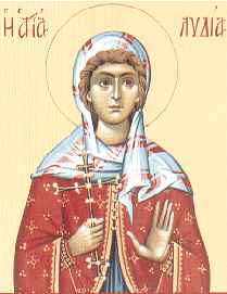 Света Лидија
