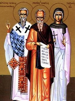 Свети Евтихије, патријарх цариградски