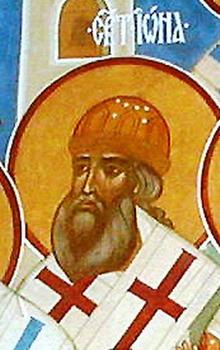 Свети Јона, митрополит московски