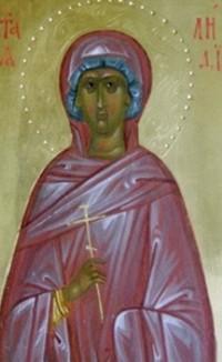 Свети мученици Филит и Лидија, и други с њима