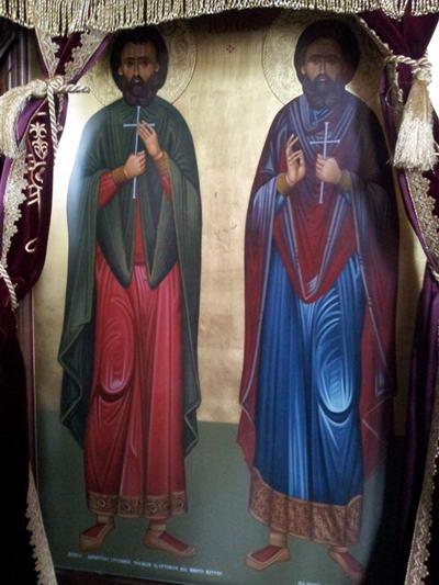 Свети мученици Јона, Варахисије и они с њима