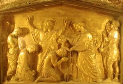 Свети мученици Прокес и Мартинијан