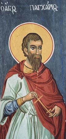 Свети мученик Панхарије
