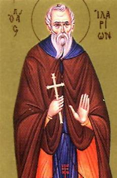 Свети преподобни Иларион Нови, исповедник