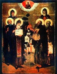 Свети преподобни Иларион Псовски