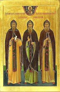 Свети преподобни Јона и Марко, Псково-Печерски