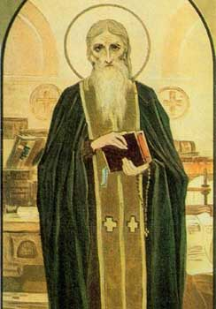 Свети преподобни Никон Печерски