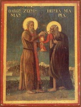 Свети преподобни Зосим
