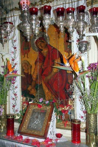 Спомен чуда Пресвете Богородице
