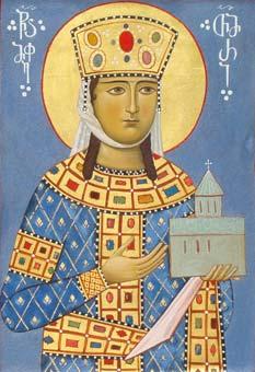 Света благоверна грузијска царица Тамара Велика