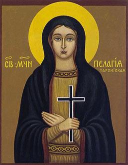 Света мученица Пелагија Тарсанка