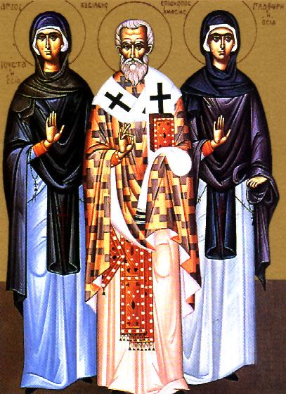 Света праведна Глафира