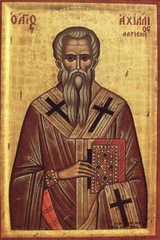 Свети Ахил, епископ лариски
