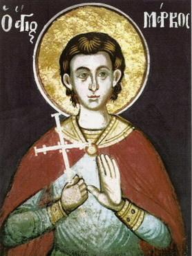 Свети новомученик Марко Крићанин