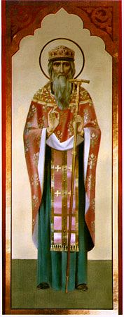 Свети преподобни Дионисије, архимандрит Сергијевске лавре