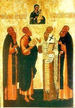 Свети преподобни Ефросин, Псковски чудотворац