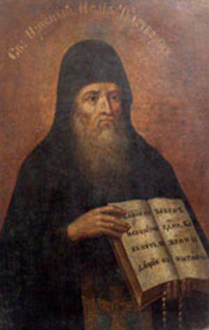 Свети преподобни Исаија, Печерски чудотворац