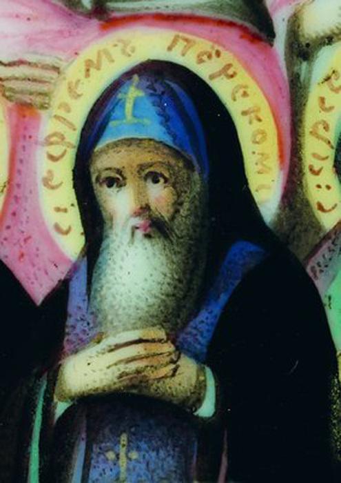 Свети преподобни Јефрем Перекомски, Новгородски чудотворац