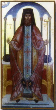 Свети преподобни Никифор Хијоски