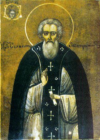 Свети преподобни Силвестр Обнорски