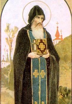 Свети преподобни Стефан, епископ владимирски