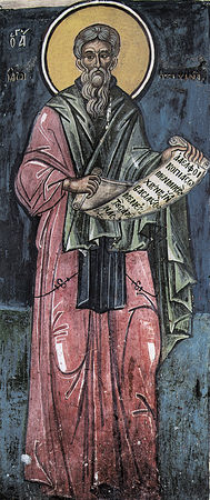 Свети преподобни Теодор Трихина