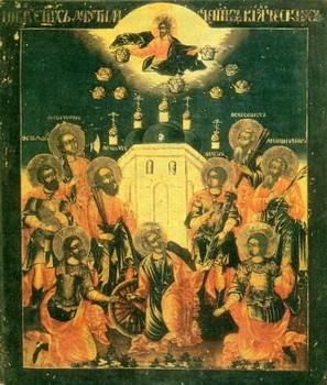 Светих девет мученика у Кизику